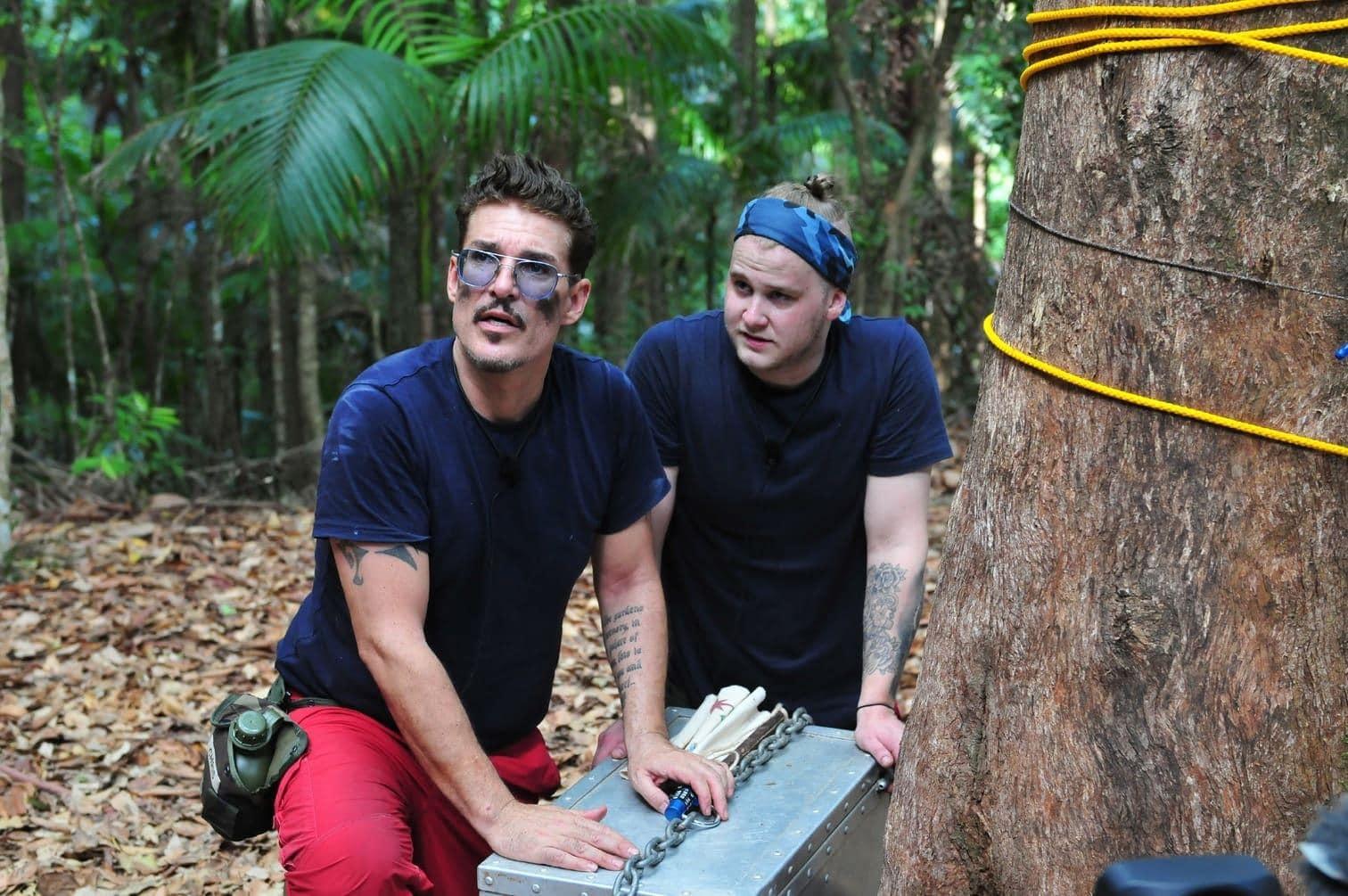 "<p>Chris: ""Wir messen immer zehn Mal das Seil ab"