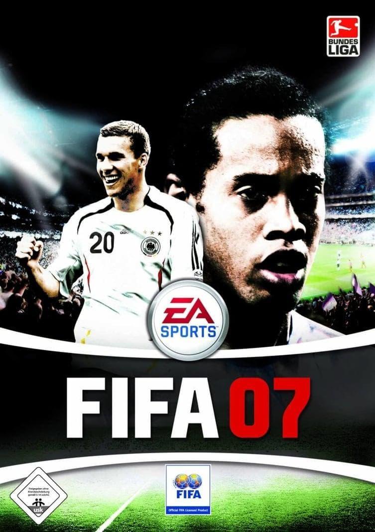 Cover FIFA 07