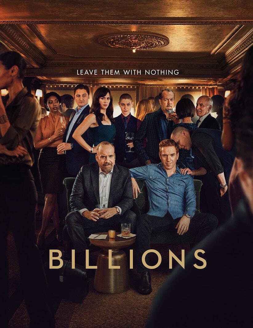 Billions Serie Deutschland