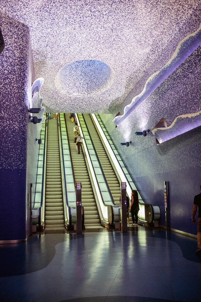 <p><strong>Moderne Höhlenmalerei</strong><br />Mosaike